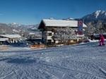Urlaub direkt am Skigebiet