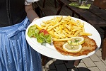 Schnitzel im Rodelwirt