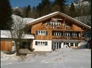 Winter in Oberstdorf am Krappberg