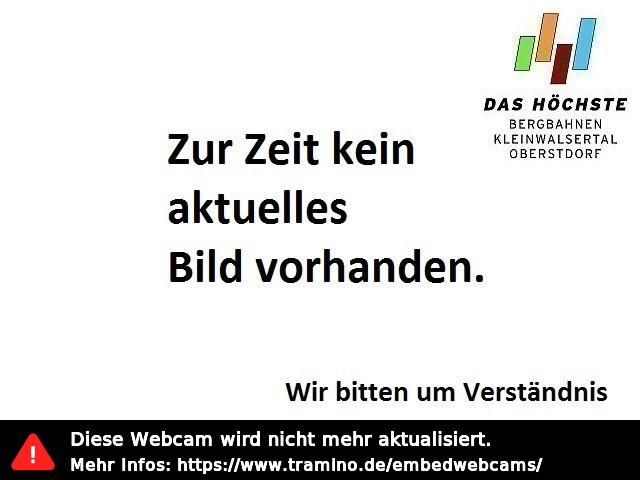 Webcam Söllereck Bergstation