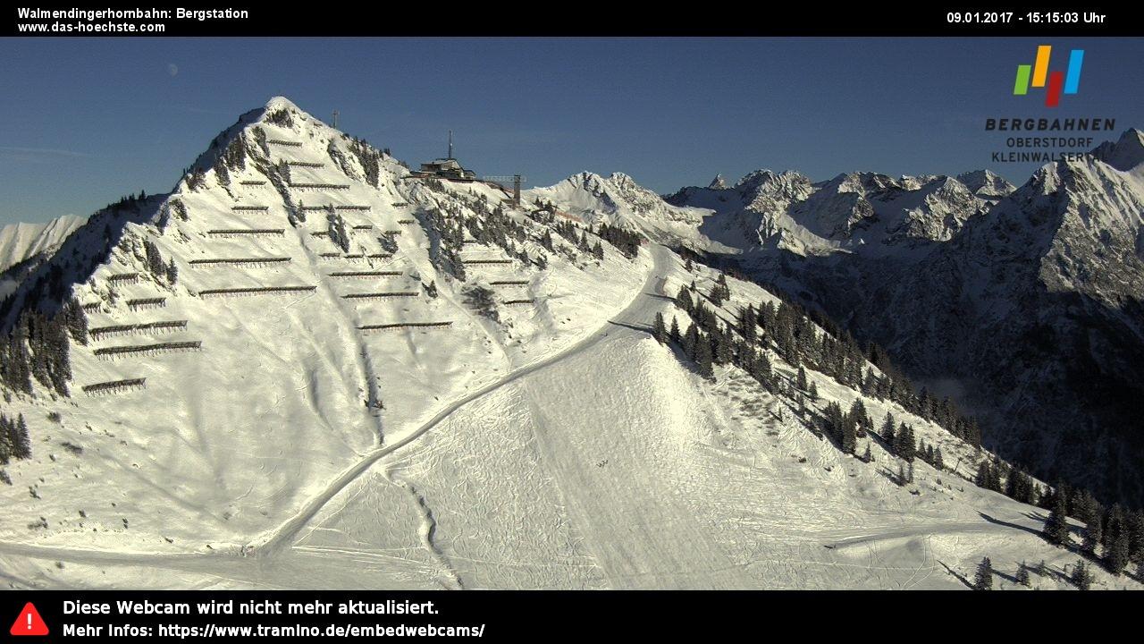 Mittelberg, Ski resort Live Cam, Austria
