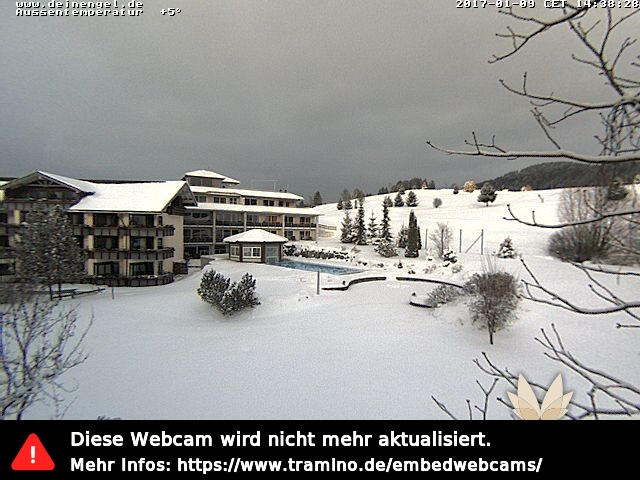 Webcam Hotel Dein Engel