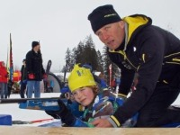 Biathlon im Winter