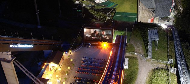 Open Air Kino: ©g.jansen