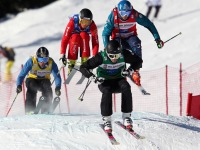 Skicross Grasgehren