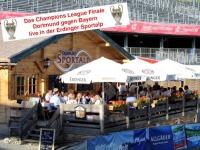 Fußball in der Sportalp 2013