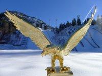 Goldener Adler - die offizielle Trophäe