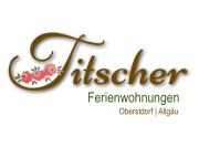 Logo Titscher - weiß