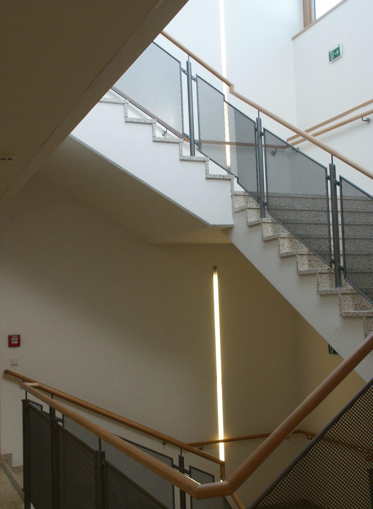 Beleuchtung Im Treppenhaus fuma led ms profil serie