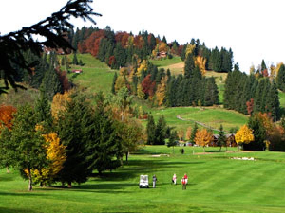 Golfclub oberstaufen steibis freizeit sport oberstaufen for Oberstaufen golf
