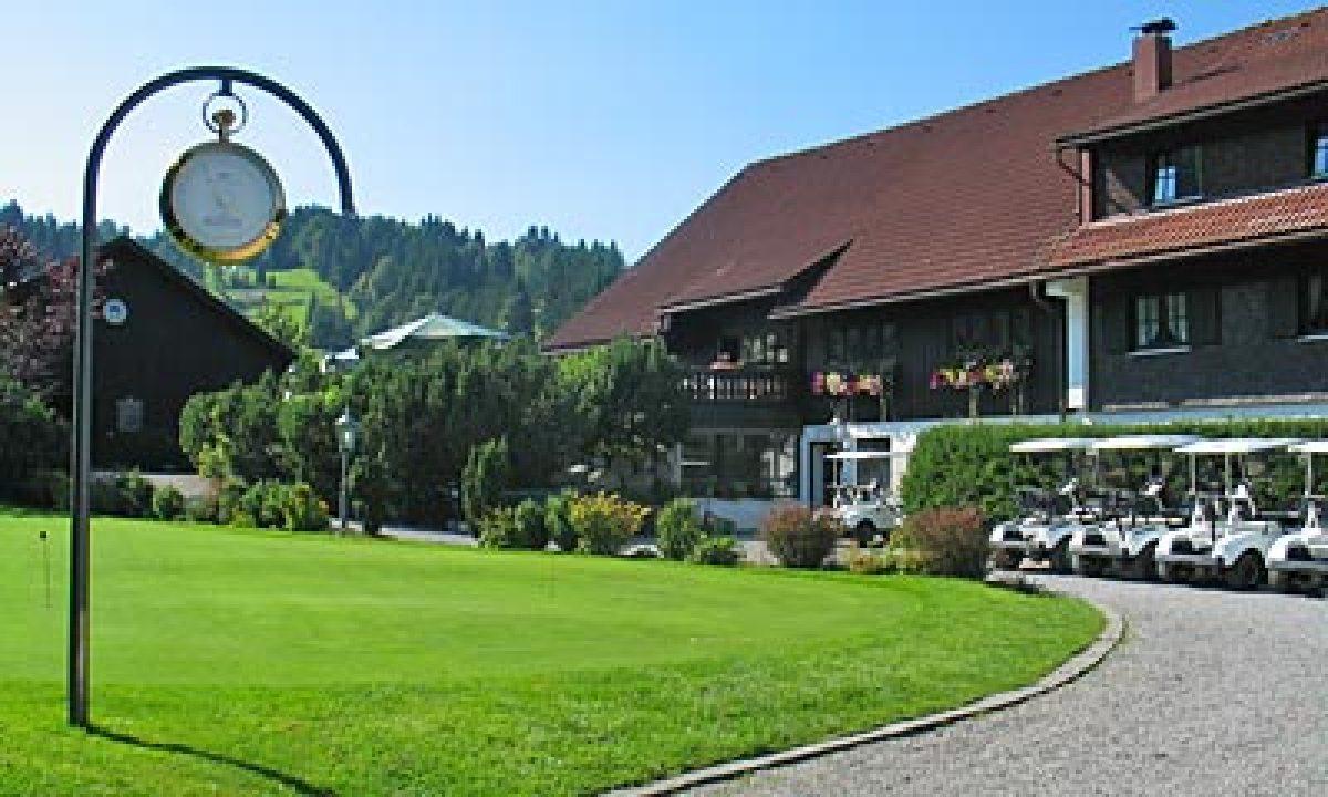 Golfclub oberstaufen steibis freizeit sport oberstaufen for Golf oberstaufen