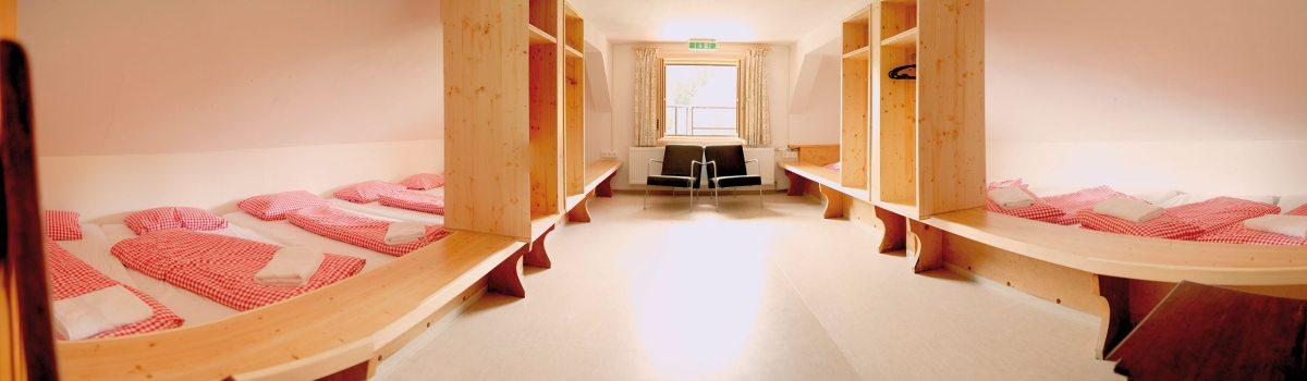 Hütten-Zimmer mit urigem Charme