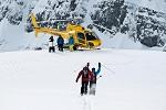 Heli-Skiing mit Last Frontier