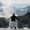Schneeschuhwandern im Alpenresort