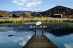 Haus am See mit Badesee