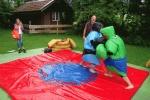 Schulfest: Sumo - Ringen