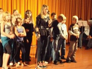 Schulfest: Musikaufführung