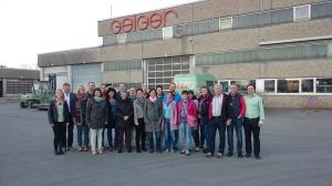 Betriebserkundung Geiger