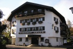 Haupteingang, Hotel Adler in Oberstdorf