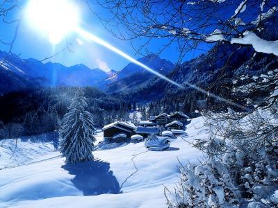Schwand im Winter