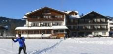 Loipe Hotel Alpenruhe