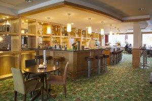 Bar im Hotel Oberstdorf