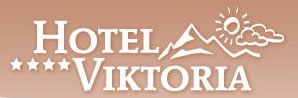 Das Logo vom Hotel Viktoria