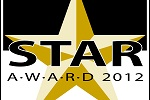 Top hotel Star Award in Gold