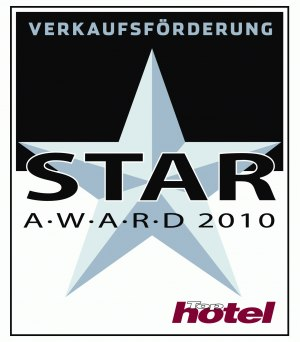 Top hotel Star Award 2010