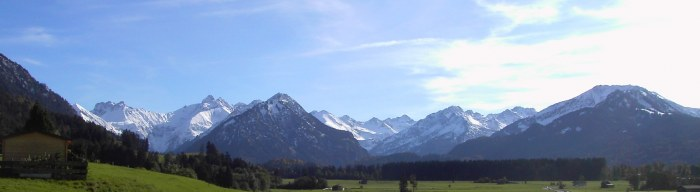 Oberstdorfer Berge