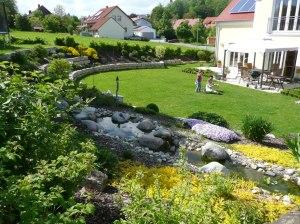 Gartenplanung hausg rten professionell gestalten - Hausgarten gestalten ...