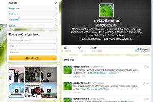 Twitter Netzvitamine