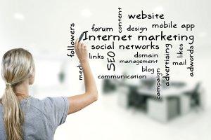 Onlinemarketing - Aufgaben und Kommunikationsmittel