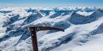Hochtouren - Winterliches Bergpanorama