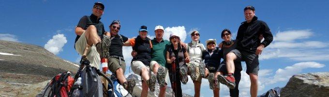 OASE Gruppe mit snowline Spikes