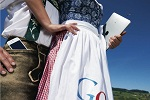 Dirndl, lederhosen, iPad - the 2012 Holiday Magazine
