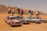 Allgu Orient Rallye - Abenteuer vom Allgu bis nach Jordanien