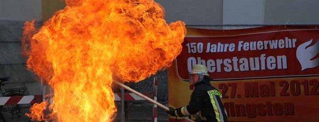 Feuerwehrfest Oberstaufen