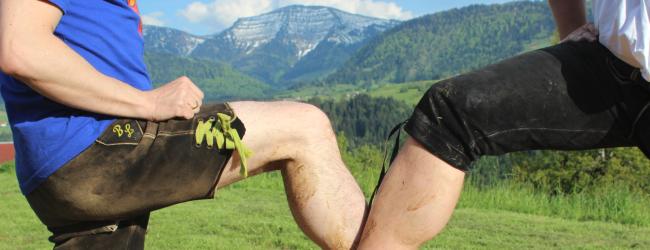 Die alte Kampfsportart Schibui-Gingge lebt auf