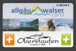 Oberstaufen AllgaeuWalserCard PLUS