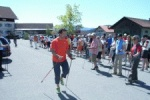Bayern1 ldt zum Nordic Walking nach Oberstaufen ein