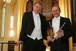 Bernhard Kratzer und Paul Theis