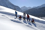 Winterwanderparadies Oberstdorf