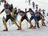Tour de Ski - Anstieg