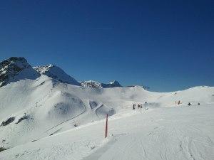 Skigebiet Fellhorn/Kanzelwand