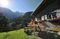 Erlebnis Berghütte