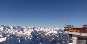 Panorama view from Nebelhorn