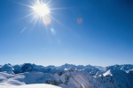 Traum-Wintertag am Nebelhorn