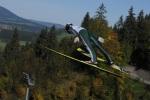 Weite Sprünge beim OPA Alpencup