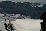 Halfpipe am Nebelhorn